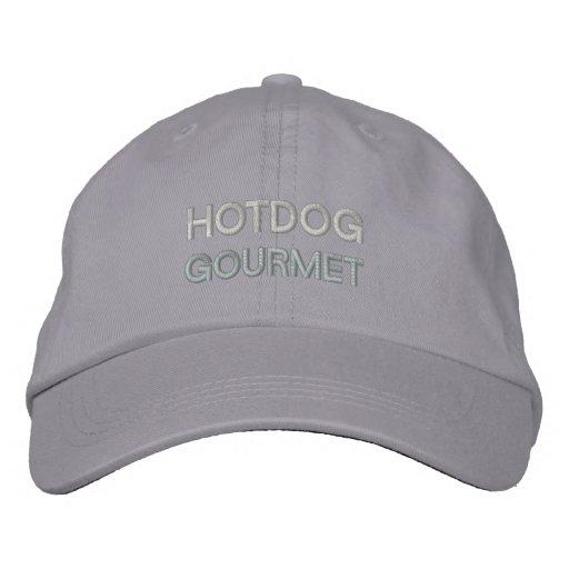 HOTDOG GOURMET cap