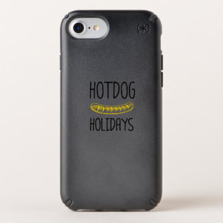 Hotdog Holidays Party Family Funny Speck iPhone Case