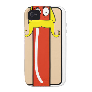 Hotdog Hulk Hogan Case-Mate iPhone 4 Cover
