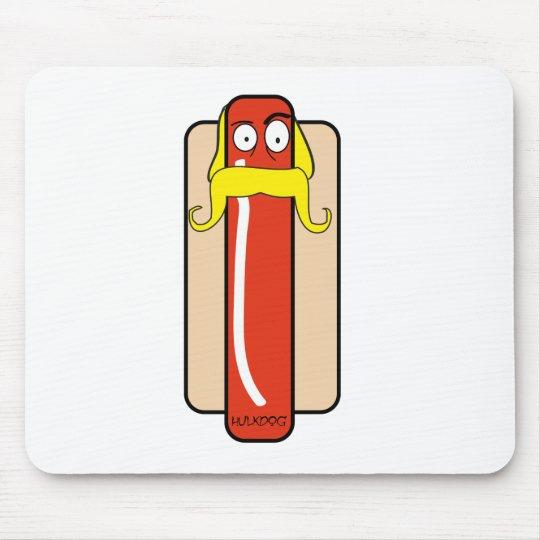 Hotdog Hulk Hogan Mouse Pad