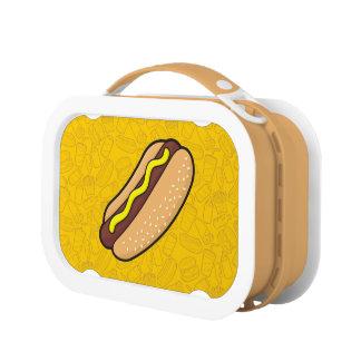 Hotdog Lunch Box