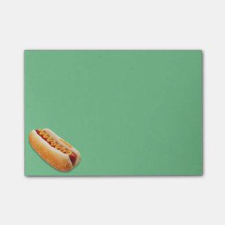 Hotdog Notes
