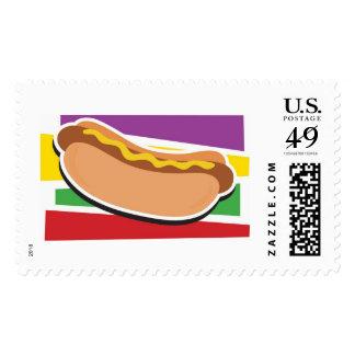 Hotdog Postage