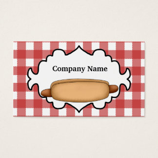 Hotdog Vendor add words business card