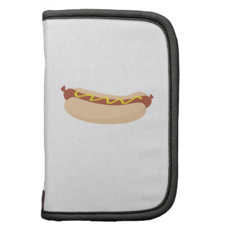 Hotdog with Mustard Planners