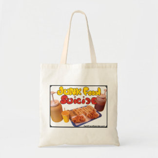 Hotdogs and Curly Fries To Go Canvas Bag