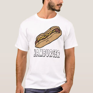 Hotdogs not Hamburgers T-Shirt