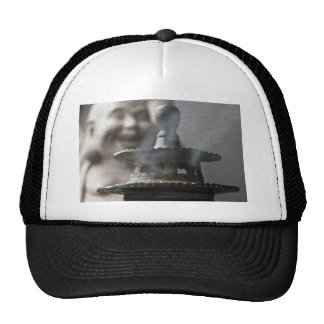 Hotei Buddha and Incense Trucker Hats