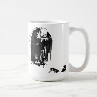 Hotei by Miyamoto Musashi Coffee Mugs