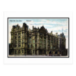 Hotel 1903 de Edwardian Midland del vintage Manche Postal