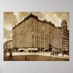 Hotel 1906 de los poderes poster