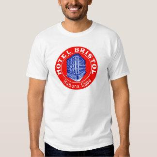 Hotel 1930 Bristol Cuba Camisas