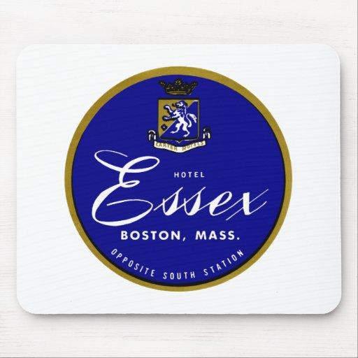 Hotel 1960 Essex Boston Alfombrilla De Ratones
