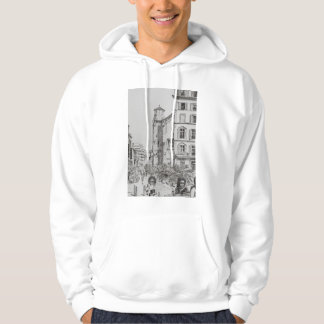 Hotel 5 and Notre Dame Cannes 2014 Hoodie