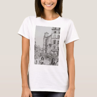 Hotel 5 and Notre Dame Cannes 2014 T-Shirt