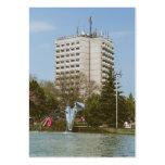 Hotel Alba Cetate de Iulia Tarjetas Personales