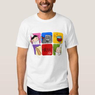Hotel and Restaurant Management T Shirt