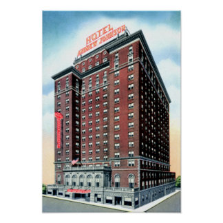 Hotel Andrew Johnson de Knoxville Tennessee Impresiones