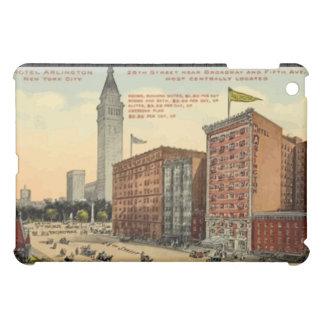 Hotel Arlington New York City , Vintage iPad Mini Cases