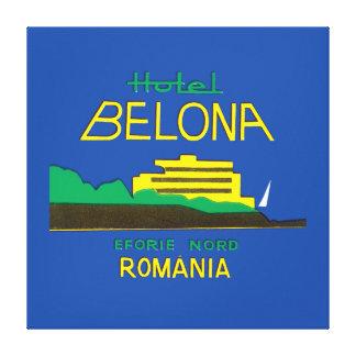Hotel Belona - XL Canvas Print