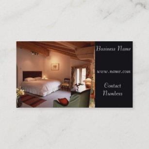 Hotel business cards templates zazzle hotel business card colourmoves