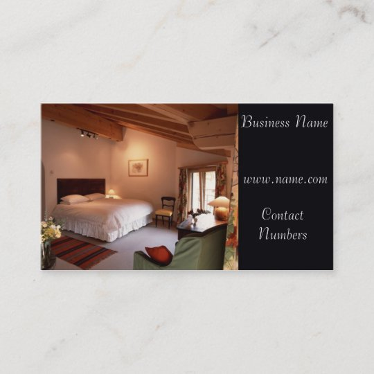 Hotel business card zazzle hotel business card colourmoves