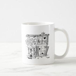 Hotel Cartoon 3442 Coffee Mug