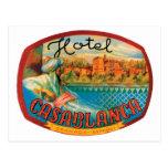 Hotel Casablanca Tarjetas Postales