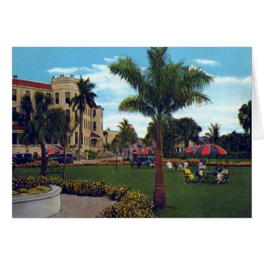 Hotel Charlotte Harbor Grounds, Punta Gorda, FL Card