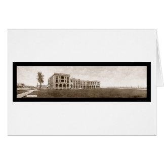 Hotel Colon Panama Photo 1913 Card