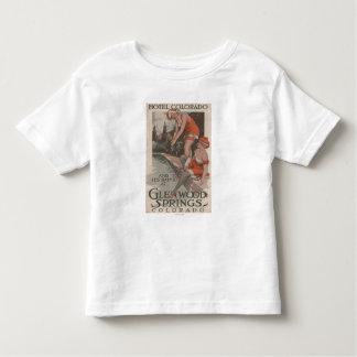 Hotel Colorado & Baths Poster Toddler T-shirt