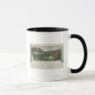 Hotel Colorado Brochure Mug