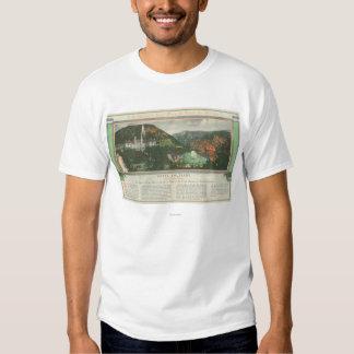Hotel Colorado Brochure T-Shirt