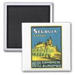 Hotel Comercio Europeo de Segovia Espana Imanes Para Frigoríficos