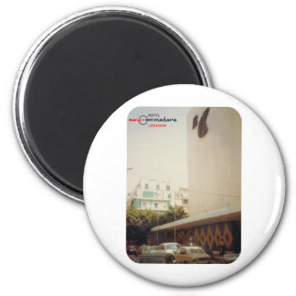 Hotel Commodore Beirut Magnet