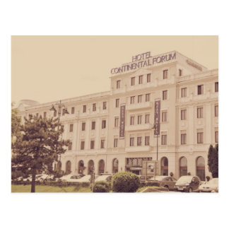 Hotel continental del foro, Sibiu Postales