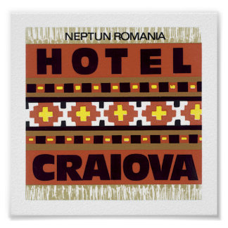 Hotel Craiova: Neptun, Romania Posters