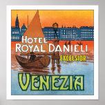 Hotel Danieli real Venezia sin la frontera
