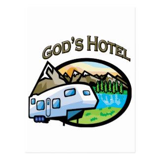 Hotel de dioses postales