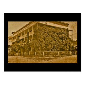 Hotel de Haro Postcard