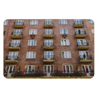 Hotel de la regencia de Budapest Imanes