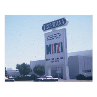 Hotel de Las Vegas Tropicana Postal