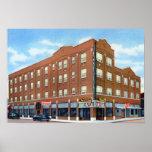 Hotel de Livingston Montana Murray Impresiones