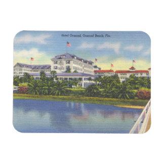 Hotel de Ormond, playa la Florida de Ormond Iman