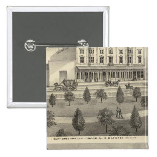Hotel de San Jaime, residencia Pin Cuadrado