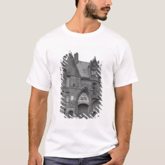 Hotel de Sens, late 19th century-early T-Shirt