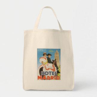 Hotel de Sevilla España del vintage Bolsas