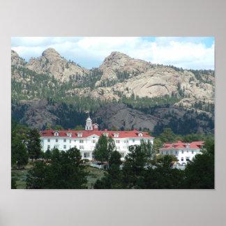 Hotel de Stanley - parque de Estes, Colorado Poster