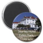 Hotel de Stanley, parque de Estes, imán de Colorad