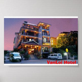 Hotel de VanLoi Impresiones